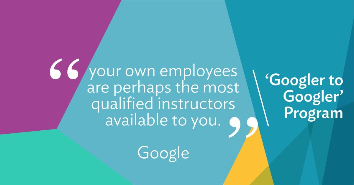 GooglertoGoogler
