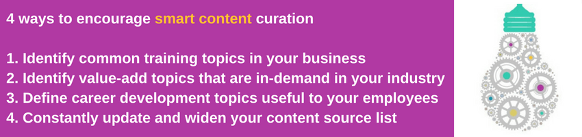 Smart Content Curation