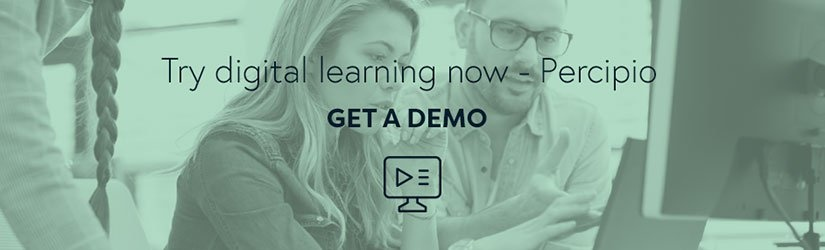 digital learning now Percipio demo