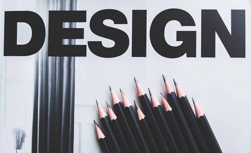 Design tips for non designers - understanding negative space